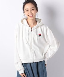 E hyphen world gallery/FILA ジップパーカー/501878315