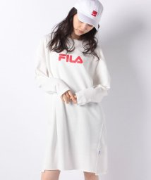 E hyphen world gallery/FILA トレーナーワンピース/501878317