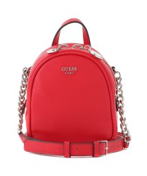 GUESS/ゲス GUESS URBAN CHIC MINI CROSSBODY BAG (RED)/501882698