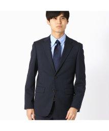 COMME CA ISM/コムサイズム COMME CA ISM 《セットアップ》 ピンストライプ スーツジャケット (ネイビー)/501883117