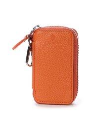 Bianchi/ビアンキ Bianchi ラウンドキーケース (orange)/501883567