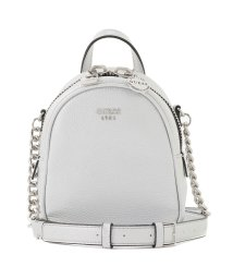 GUESS/ゲス GUESS URBAN CHIC MINI CROSSBODY BAG (SILVER)/501883636
