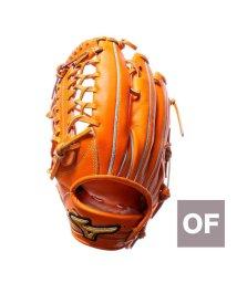 MIZUNO/ミズノ MIZUNO 軟式野球 野手用グラブ 軟式用 ミズノプロ フィンガーコアテクノロジー 岡島型:サイズ17N 1AJGR20207/501883923