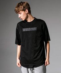 NUMBER (N)INE DENIM/NUMBER (N)INE DENIM(ナンバーナインデニム) メッシュビッグTシャツ/501884143