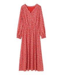 PROPORTION BODY DRESSING/《BLANCHIC》フラワードットプリントワンピース/501886374