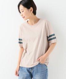 JOURNAL STANDARD relume/コットンテンジク ソデライン Tシャツ/501888699