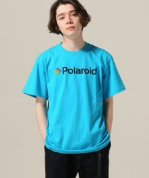 417 EDIFICE/POLAROID 別注  AUTHENTIC LOGO TEE/501890261