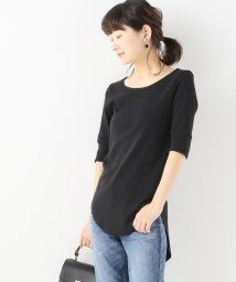 Spick & Span/【Uhr】テールTシャツ/501891007