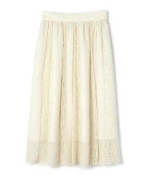 PROPORTION BODY DRESSING/◆ストライプレーススカート/501548258