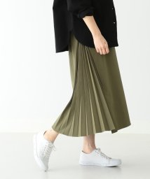 BEAMS OUTLET/Demi-Luxe BEAMS / サイドプリーツスカート/501584651