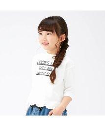 BREEZE / JUNK STORE/裾スカラップTシャツ/501588949