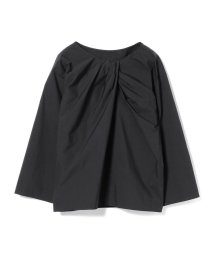 BEAMS OUTLET/【洗える】Demi-Luxe BEAMS / フロント クロスブロード ブラウス/501617847