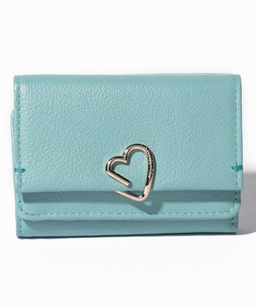 LANVIN en Bleu(BAG)(ランバンオンブルー(バッグ))/ロシェ 3つ折り財布/482582