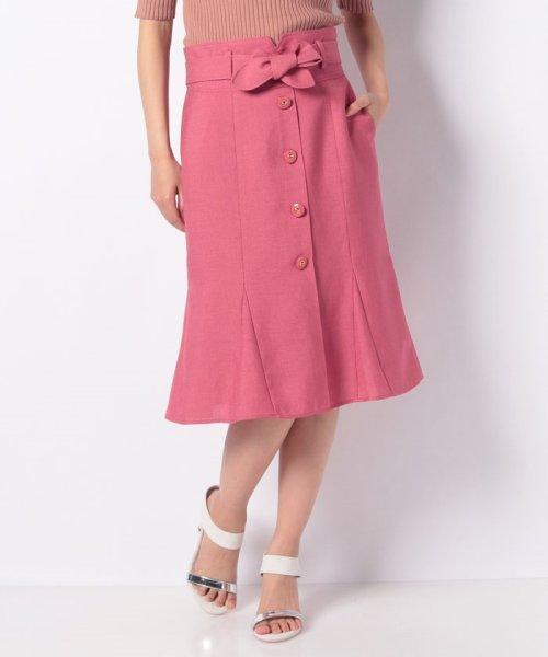 Rirandture(リランドチュール)/裾フレアタイトスカート/89131550