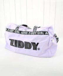 ZIDDY/【ニコプチ掲載【JSガール掲載】ナイロンロゴテープボストンバッグ/501888282