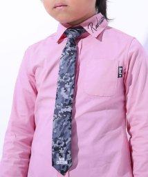 RAD CUSTOM/【カタログ掲載】ジャガード迷彩刺繍ネクタイ/501888312