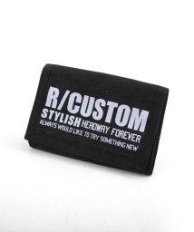 RAD CUSTOM/ナイロンオックス3つ折りサイフ/501888315