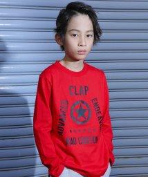 RAD CUSTOM/【カタログ掲載】天竺ロゴプリントTシャツ/501888321