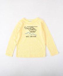Noeil aime BeBe/ネップ天竺乗り物Tシャツ/501888351