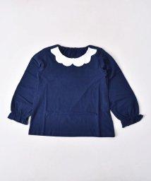 SLAP SLIP/天竺レースエリTシャツ/501888364