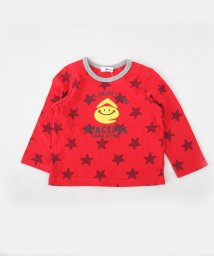 e-baby/天竺eくんプリント星柄Tシャツ/501888382