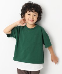 devirock/『ヒナタ』着用アイテム BIGシルエットTシャツ 男の子 女の子/501888717