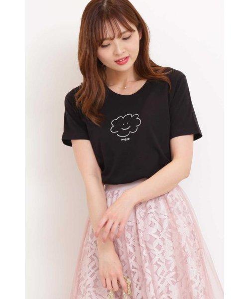 PROPORTION BODY DRESSING(プロポーション ボディドレッシング)/◆クラウドスマイルミーTシャツ/1219160403