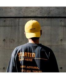 CONVERSE TOKYO/コンバース トーキョー ツイル ロゴ BB キャップ/501892675