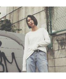 CONVERSE TOKYO/コンバース トーキョー サーマル ロング Tシャツ/501892690