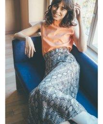 Mila Owen/ベーシックノースリーブTシャツ/501893288