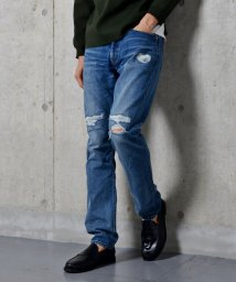 SHIPS MEN/【SHIPS】SC:CRASH DENIM 5PKT             /501893343