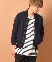 SHIPS MEN/【SHIPS JET BLUE】JB:TROPICAL MA-1 7/S            /501893436