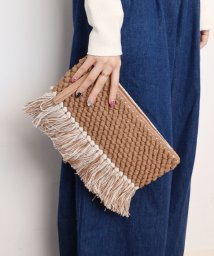 SHIPS WOMEN/ 【SHIPS for women】FRINGE BAG                      /501893672