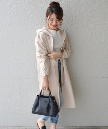SHIPS WOMEN/ 【SHIPS for women】WC:TUMBLER TAFFETA HOOD CT      /501893683