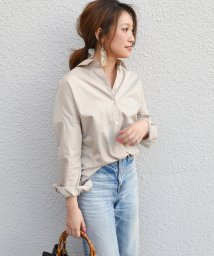 SHIPS WOMEN/ 【SHIPS for women】WD:CTN BIG SHIRT 17SS           /501893692
