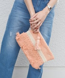 SHIPS WOMEN/【khaju】CONTROL FREAK:FRINGE BAG        /501893697