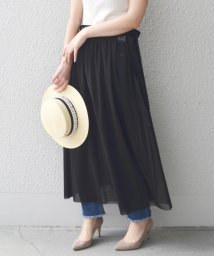 SHIPS WOMEN/ 【SHIPS for women】WD: TULE WRAP SK                /501893734