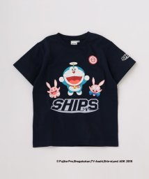 SHIPS KIDS/SHIPS KIDS:【ドラえもん】TEE<月面探査記>(80~90cm)/501894036