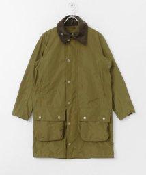 URBAN RESEARCH DOORS/Barbour BORDER SL SHAPE MEMORY/501895524