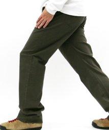 MARUKAWA/【Hanes】 大きいサイズ パンツ ストレッチ カラー カツラギ ジャストフィット ストレート ヘインズ/501619103