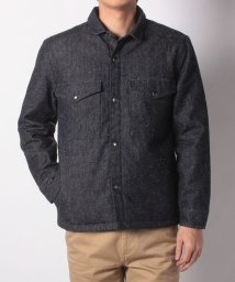 LEVI'S MEN/LMC SHIRT-JACKET LMC NEPPY DENIM BLUES P/501622770