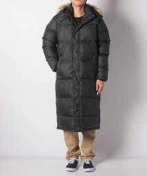 LEVI'S MEN/DOWN LONG PUFFER JACKET BLACK/501622815
