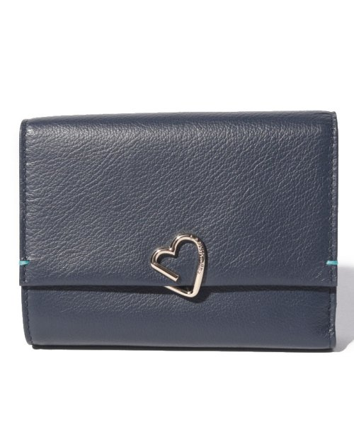 LANVIN en Bleu(BAG)(ランバンオンブルー(バッグ))/ロシェ Lファスナー3つ折り財布/482581