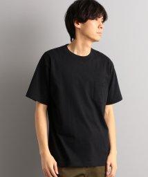 green label relaxing/別注【WEB限定】 [ヘインズ] SC★★ Hanes BEEFY GLR ポケット Tシャツ/501881033