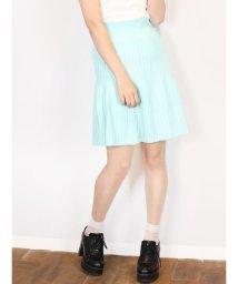 dazzlin/【S】ランダムプリーツニットマーメイドスカート/501881336