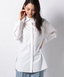 MADAM JOCONDE/コットンブロードストレッチ/チュニックシャツ/501884252