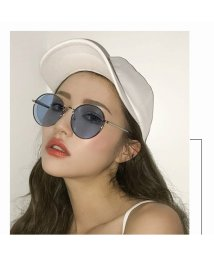 chuclla/チュクラ chuclla カラーサングラス 5色 サングラス 眼鏡丸/501884324