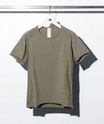 C DIEM/C DIEM(カルペディエム) 度詰め天竺Tシャツ/501892627