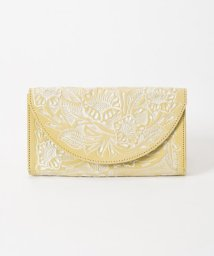 GRACE CONTINENTAL/Flap Wallet-19SS/501896240