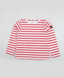 SLAP SLIP/天竺ボーダー長袖Tシャツ/501897173